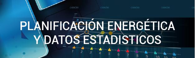 Planificación Energética y datos estadísticos